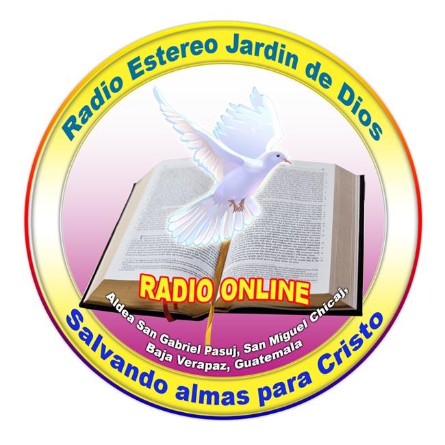 Logotipo de Radio Estero Jardín de Dios