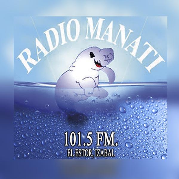 Logotipo de Manati 101.5 FM