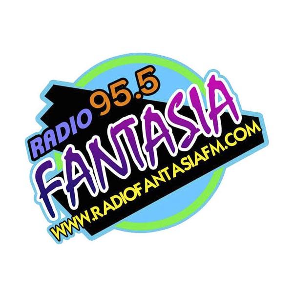 Logotipo de Radio Fantasia 95.5 FM