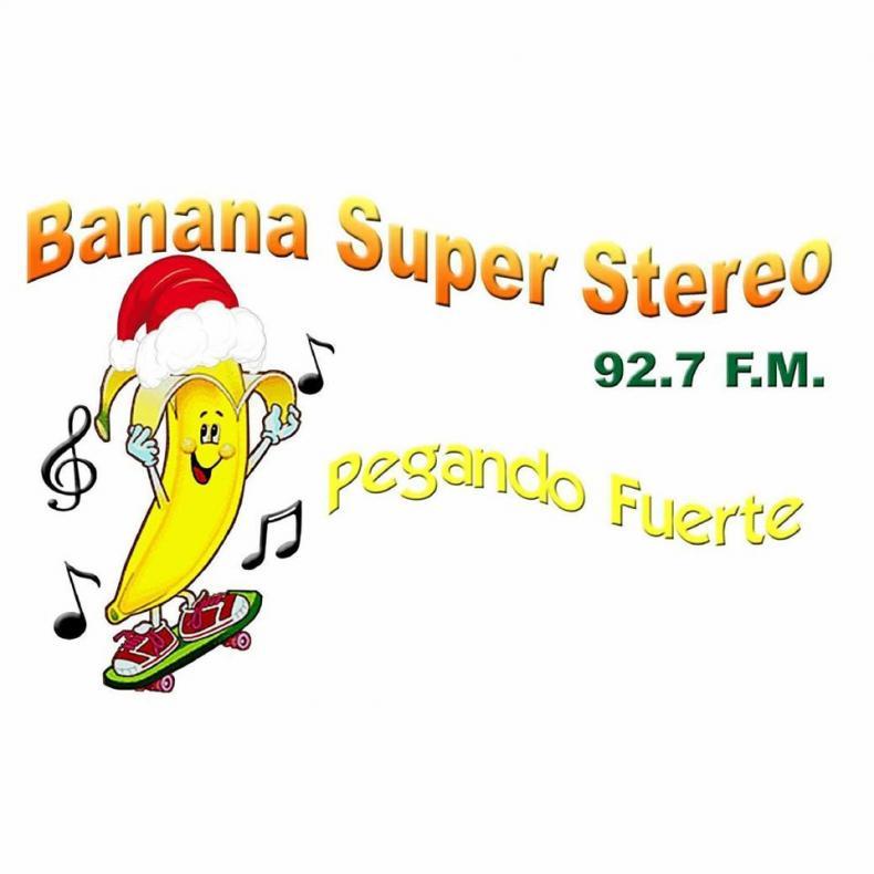 Logotipo de Banana Super Stereo FM 92.7