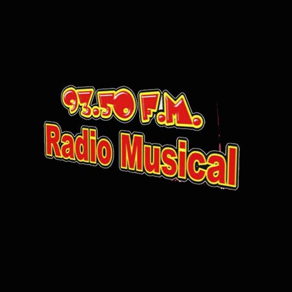 Logotipo de Cadena musical 93.5 FM