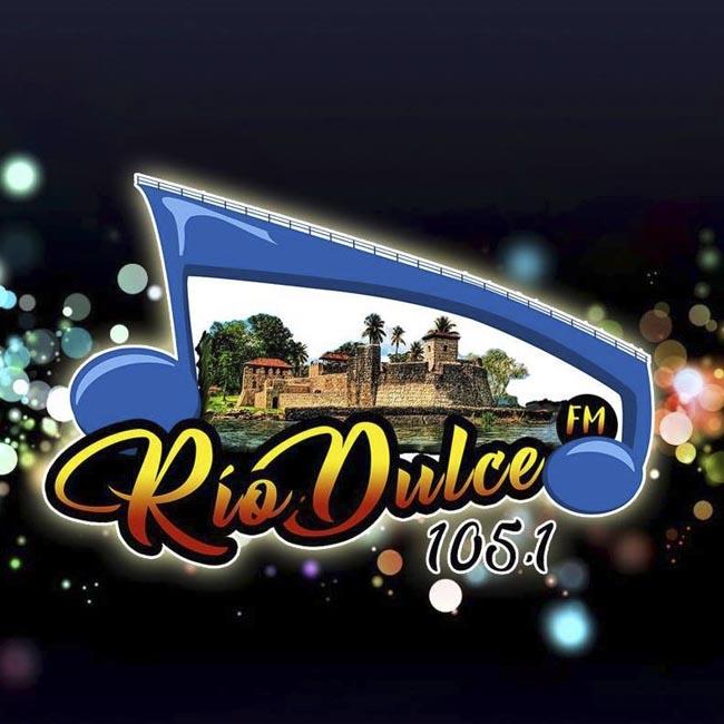 Logotipo de Rio Dulce FM 107.9