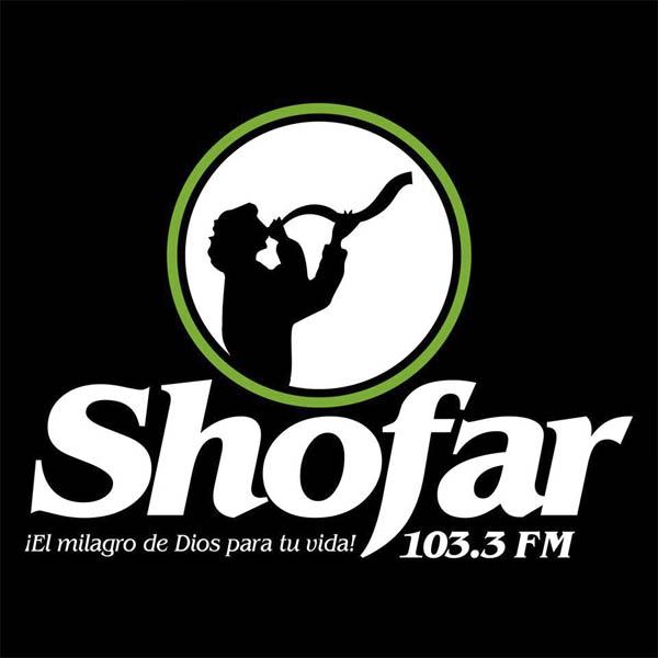 Logotipo de Shofar 103.3 FM