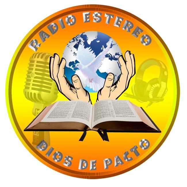 Logotipo de Radio Estéreo Dios de Pacto