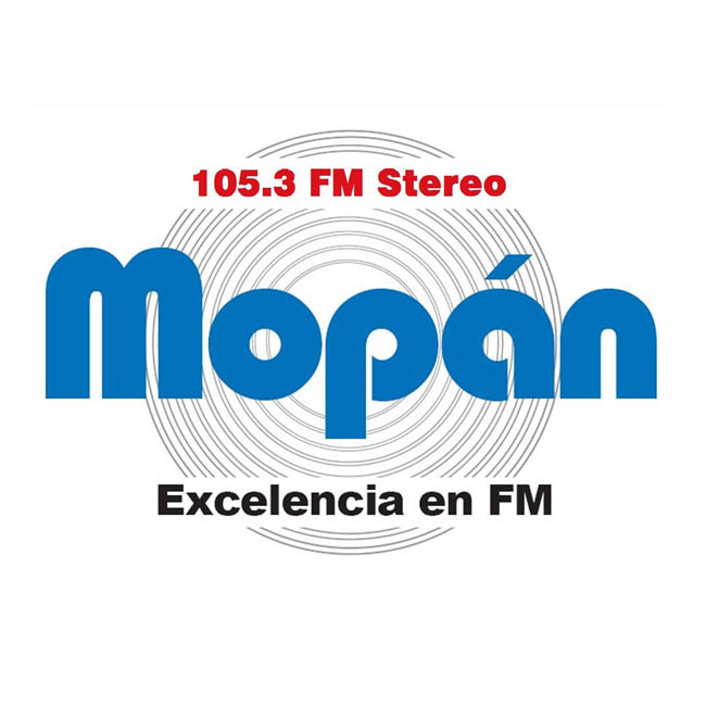 Logotipo de Radio Mopan