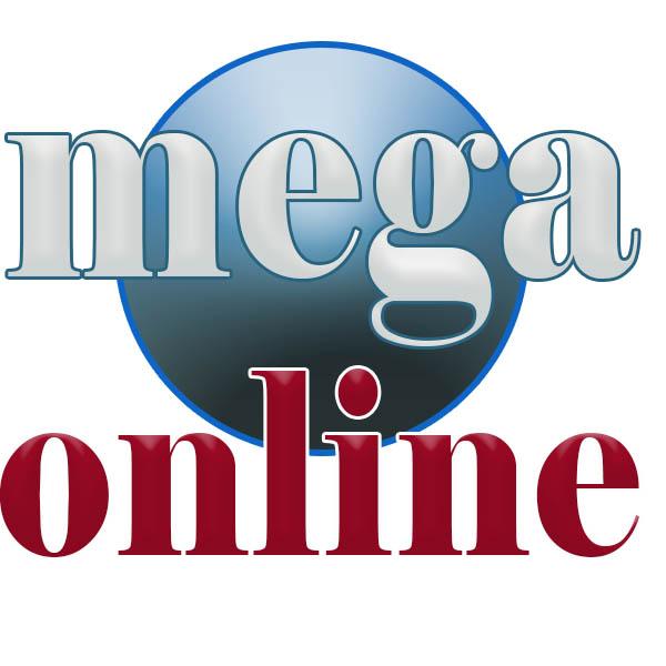 Logotipo de Mega Online
