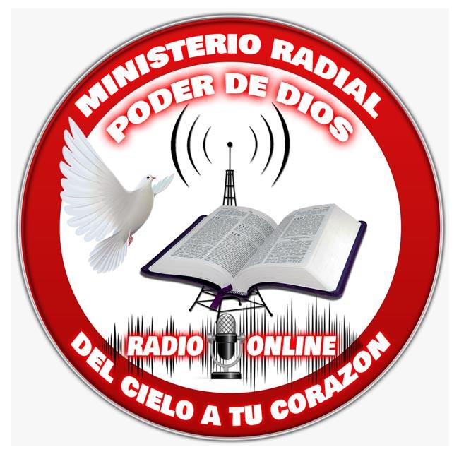 Logotipo de Ministerio Radial Poder de Dios