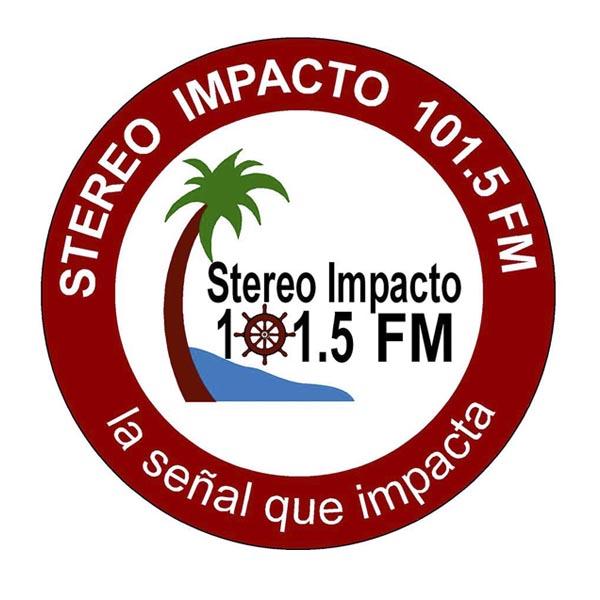 Logotipo de Stereo Impacto 101.5 FM