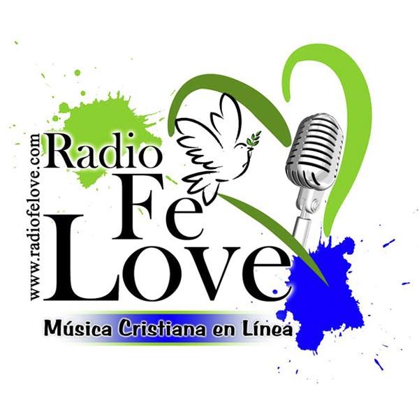 Logotipo de Fe Love