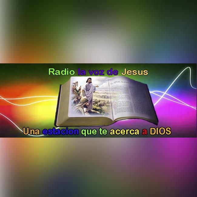 Logotipo de Radio La Voz de Jesus