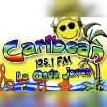Logo Caribean FM 105.1