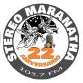 Escuchar en vivo Radio Estereo Maranatha 103.7 FM de 0