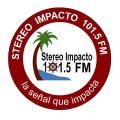 Logo Stereo Impacto 101.5 FM