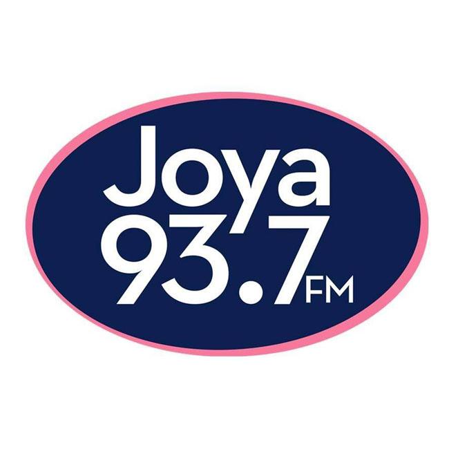 Logotipo de Joya 93.7 FM Ciudad de México