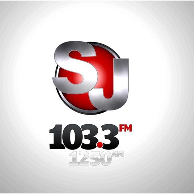 Logotipo de Radio Saltillo 103.3 FM