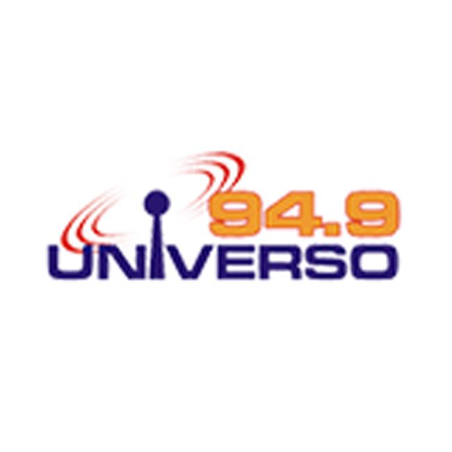 Logotipo de Universo 94.9 FM