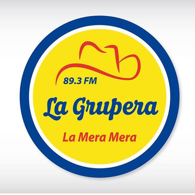 Logotipo de La Grupera 89.3 FM