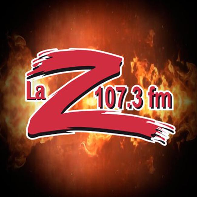 Logotipo de La Z 107.3 FM