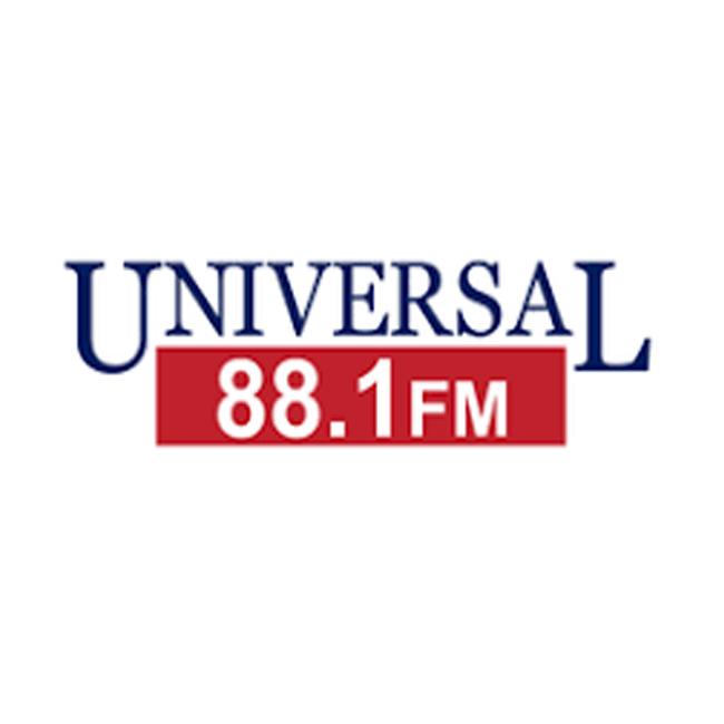 Logotipo de Universal La Octava 88.1 FM