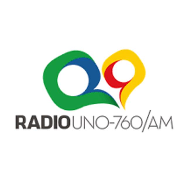 Logotipo de Radio Uno 760 AM