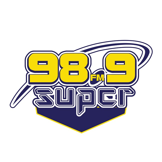 Logotipo de Super 98.9 FM