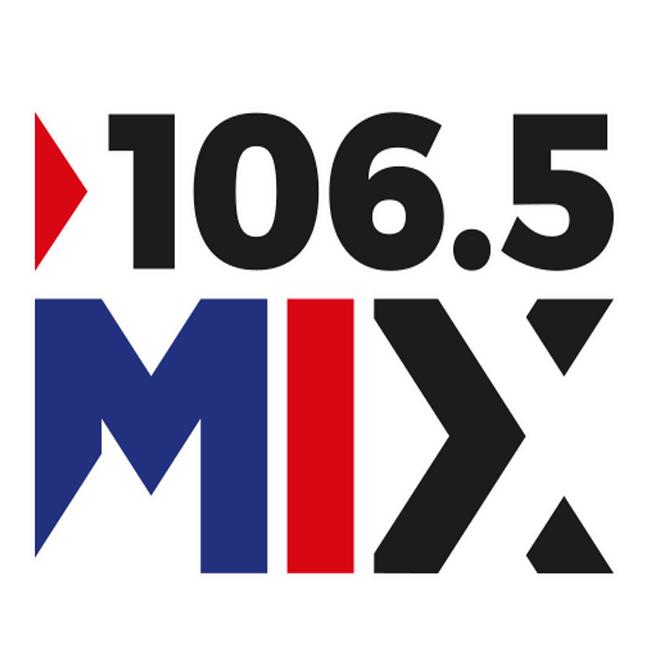 Logotipo de Mix 106.5 FM