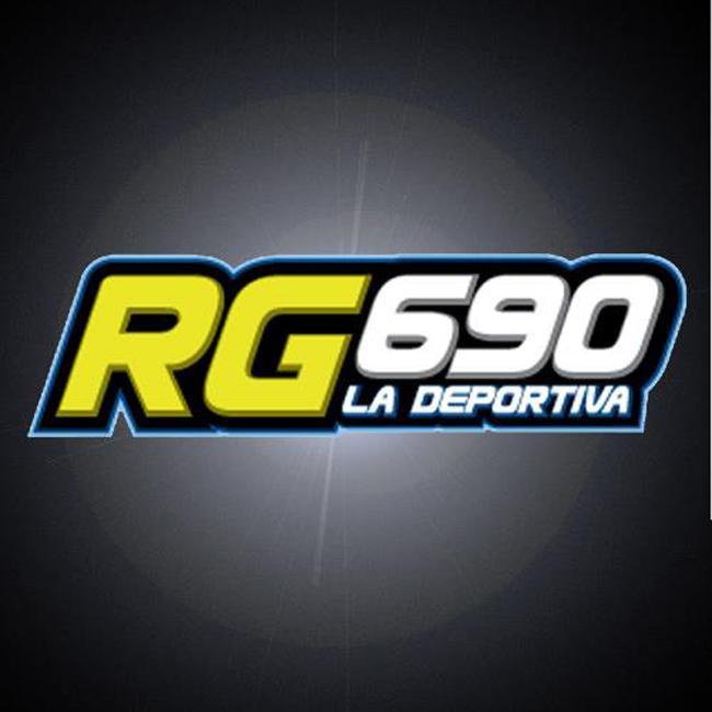 Logotipo de RG 690 AM La Deportiva