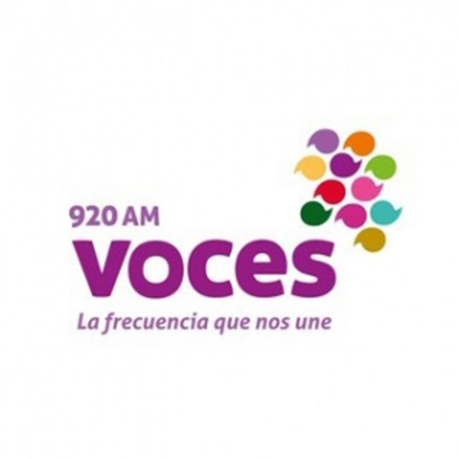 Logotipo de Voces 920 AM
