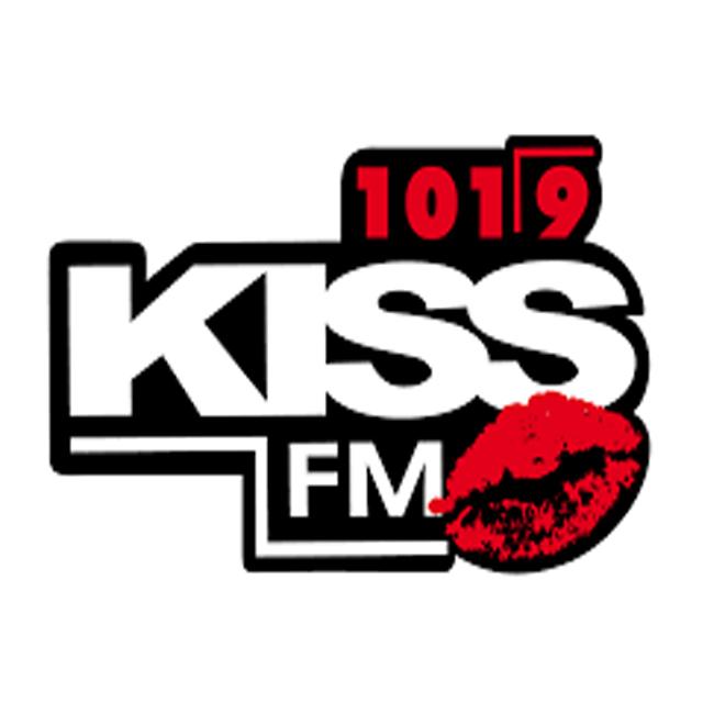 Logotipo de Kiss 101.9 FM