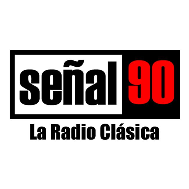 Logotipo de Radio Señal 90