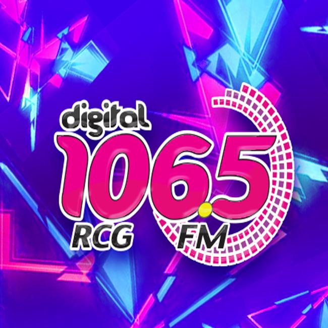 Logotipo de Radio Digital 106.5 FM