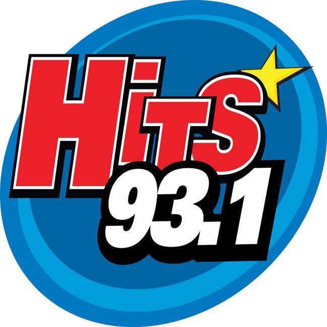 Logotipo de Hits 93.1 FM