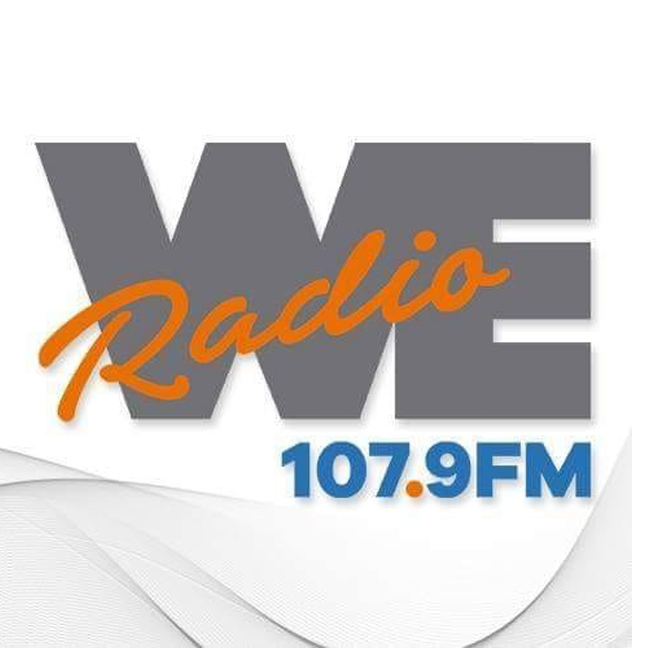 Logotipo de We Radio 107.9 FM