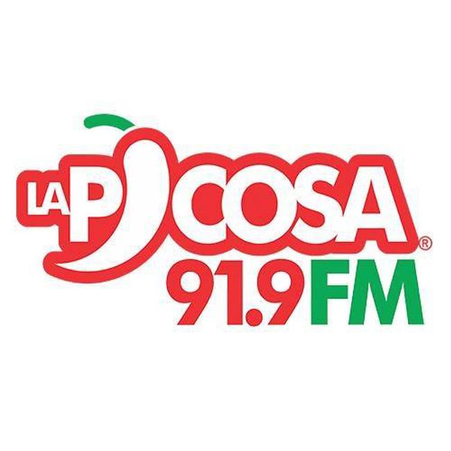 Logotipo de La Picosa 91.9 FM