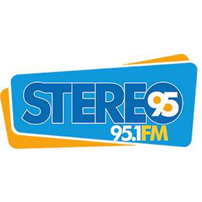 Logotipo de Stereo 95.1 FM