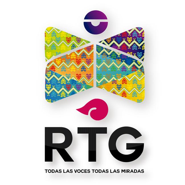 Logotipo de RTG 97.7 FM