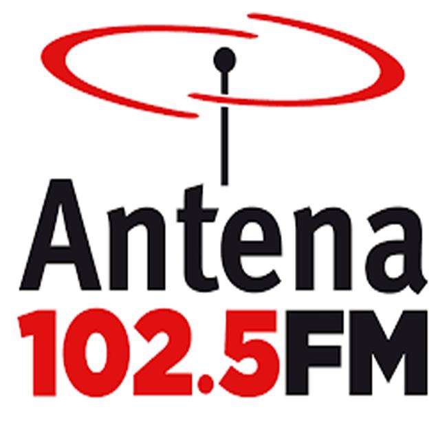 Logotipo de Antena 102.5 FM