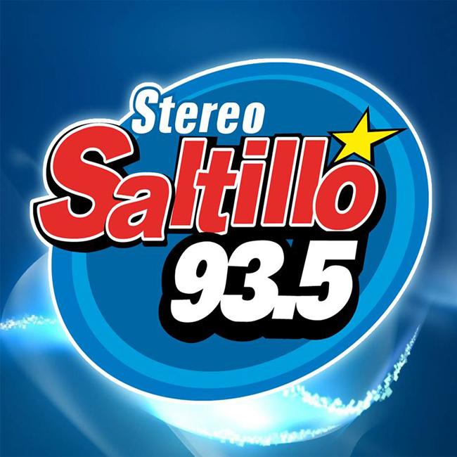 Logotipo de Stereo Saltillo 93.5 FM