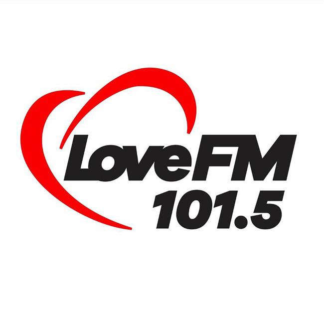 Logotipo de Love 101.5 FM