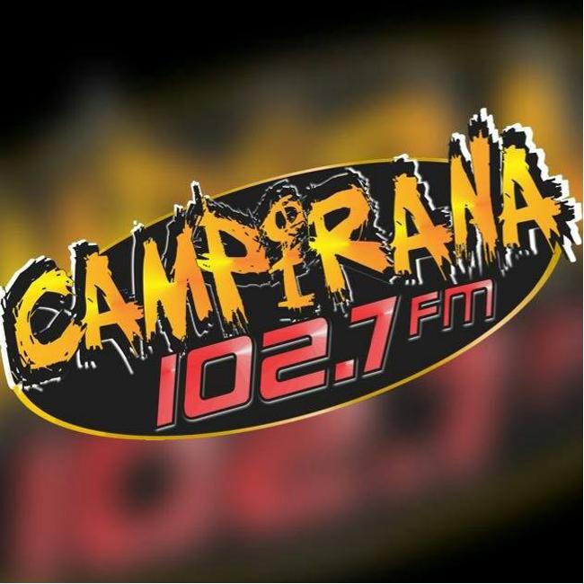Logotipo de La Campirana 102.7 Irapuato