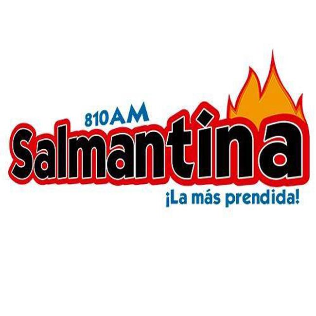 Logotipo de Radio Salmantina 810 AM