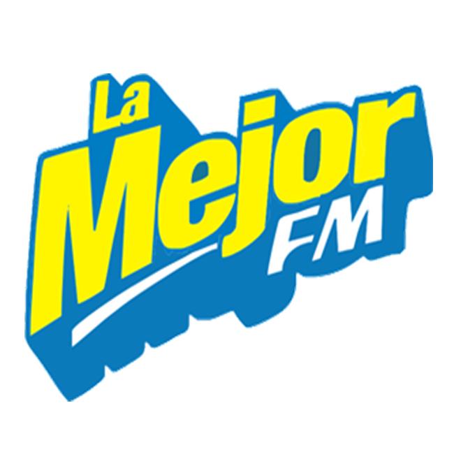 Logotipo de La Mejor 93.7 FM