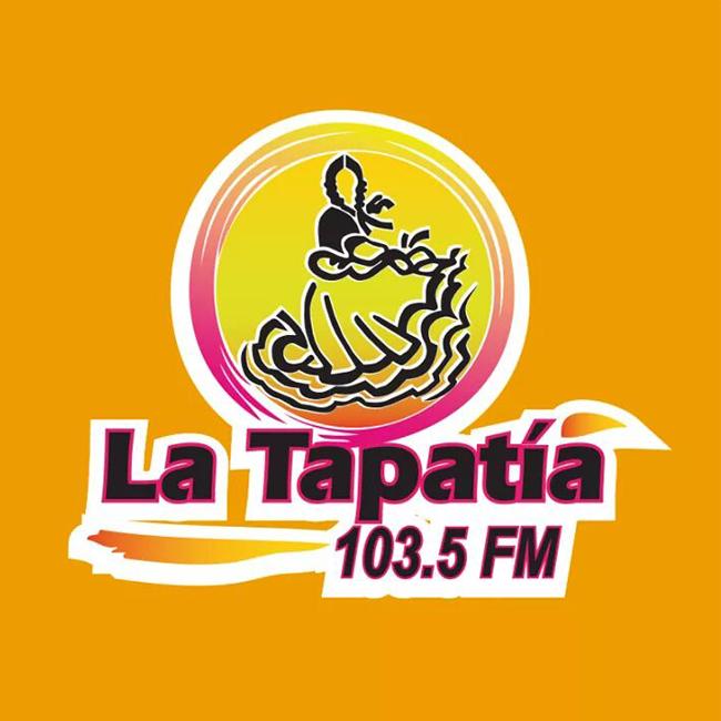 Logotipo de La Tapatía 103.5 FM