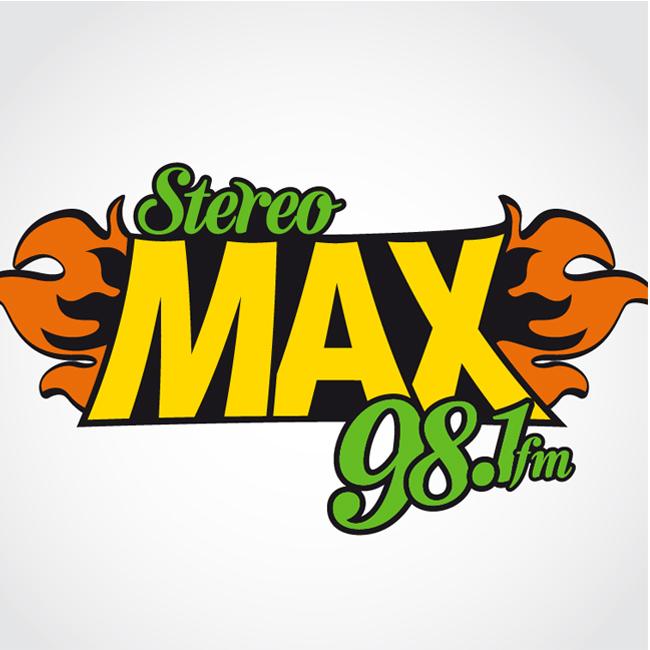 Logotipo de Stereo Max 98.1 FM