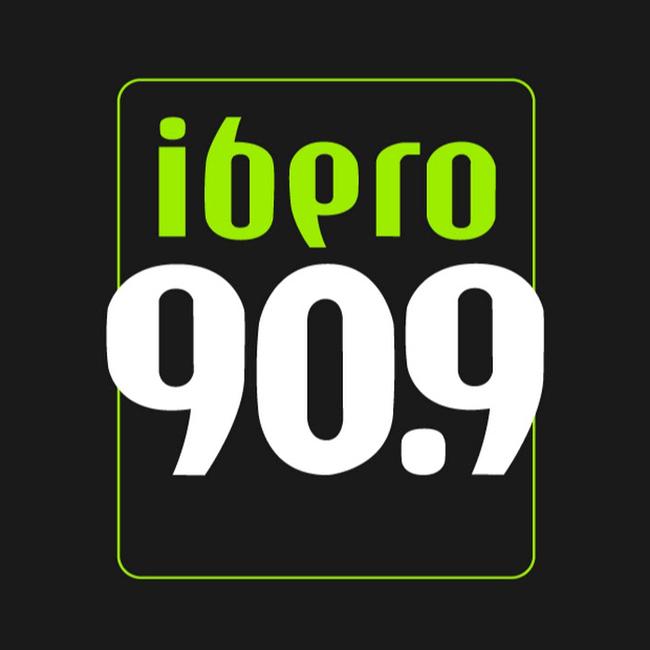 Logotipo de Ibero 90.9 FM