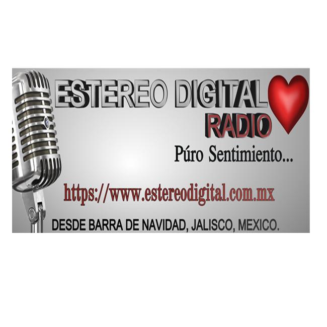 Logotipo de Estéreo Digital Radio