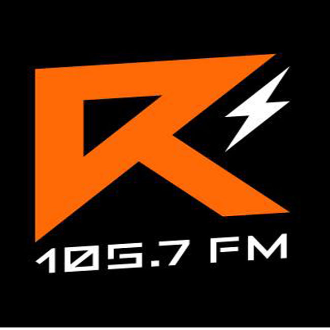 Logotipo de Reactor 105.7 FM