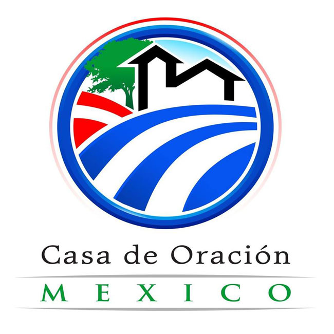 Logotipo de Casa de Oración México
