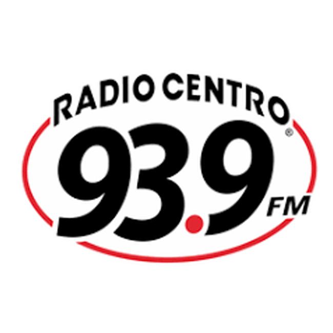 Logotipo de Radio Centro 93.9 FM