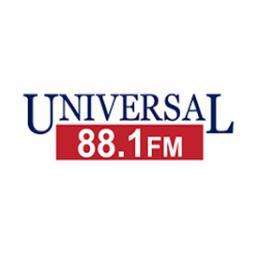 Universal Stereo 88.1 FM En Línea